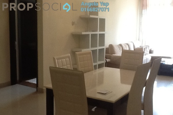 For Rent Condominium at One Residency, Bukit Ceylon Freehold Fully Furnished 1R/1B 3k