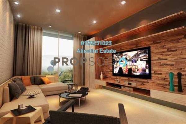 For Sale Serviced Residence at Taman Shamelin Perkasa, Cheras Leasehold Unfurnished 3R/2B 499k