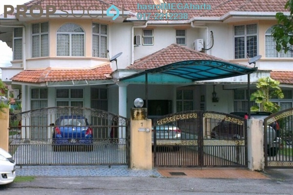 For Sale Semi-Detached at Bandar Baru Salak Tinggi, Sepang Leasehold Unfurnished 5R/3B 540.0千