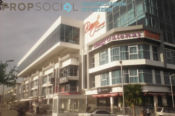 For Sale Office at Bandar Baru Bangi, Bangi Leasehold Unfurnished 3R/3B 2.5m