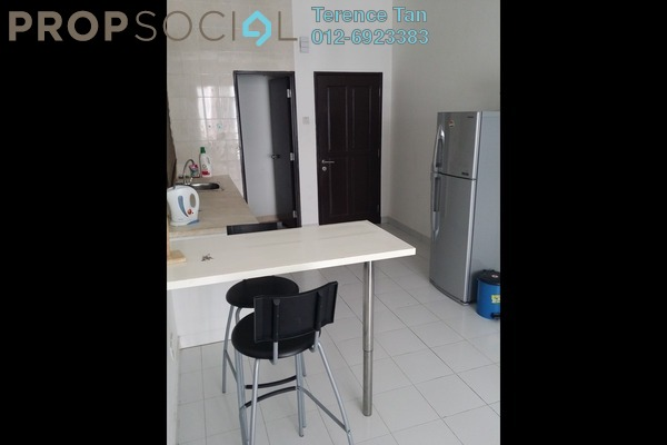 For Sale Serviced Residence at Casa Tiara, Subang Jaya Freehold Fully Furnished 1R/1B 420k