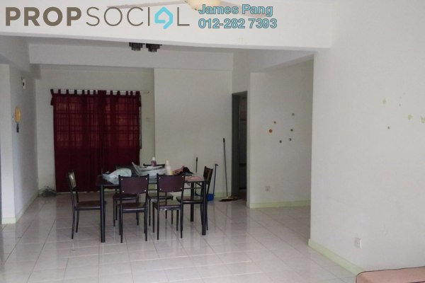 For Sale Condominium at Glen View Villa, Cheras Leasehold Unfurnished 3R/2B 397k
