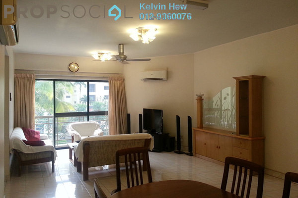 For Rent Condominium at Puncak Prima, Sri Hartamas Freehold Fully Furnished 3R/2B 3.0千