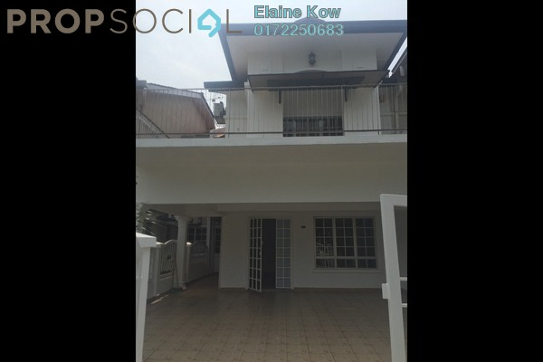 For Sale Terrace at Taman Wawasan, Pusat Bandar Puchong Freehold Semi Furnished 5R/4B 970k