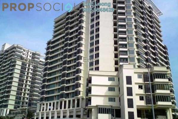 For Rent SoHo/Studio at Saujana Residency, Subang Jaya Freehold Fully Furnished 1R/1B 2.4k