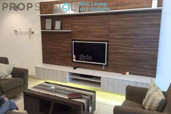 For Rent Condominium at Sunway VeloCity, Cheras Freehold Semi Furnished 2R/2B 3k