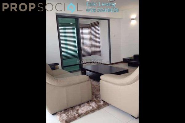 For Rent Condominium at Saujana Residency, Subang Jaya Freehold Fully Furnished 3R/3B 6.4k