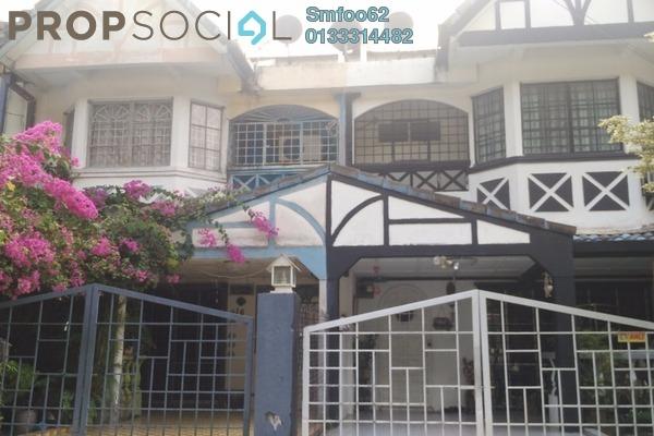 For Sale Terrace at Section 5, Wangsa Maju Leasehold Semi Furnished 4R/3B 800k