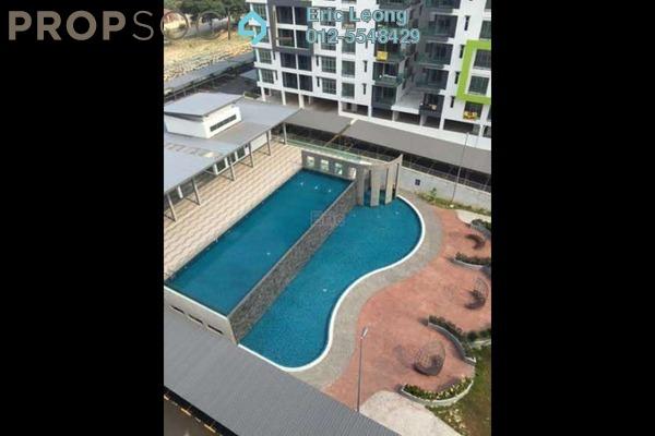 For Rent Condominium at Mahkota Residence, Bandar Mahkota Cheras Freehold Semi Furnished 3R/2B 1.4k