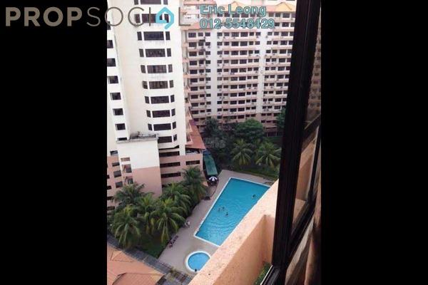 For Rent Condominium at Bayu Tasik 1, Bandar Sri Permaisuri Leasehold Semi Furnished 3R/2B 1.4k