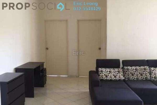 For Rent Condominium at Casa Suria, Batu 9 Cheras Leasehold Semi Furnished 3R/3B 1.2k