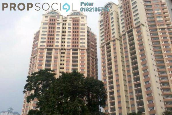 For Sale Condominium at The Boulevard, Subang Jaya Leasehold Fully Furnished 2R/2B 780k