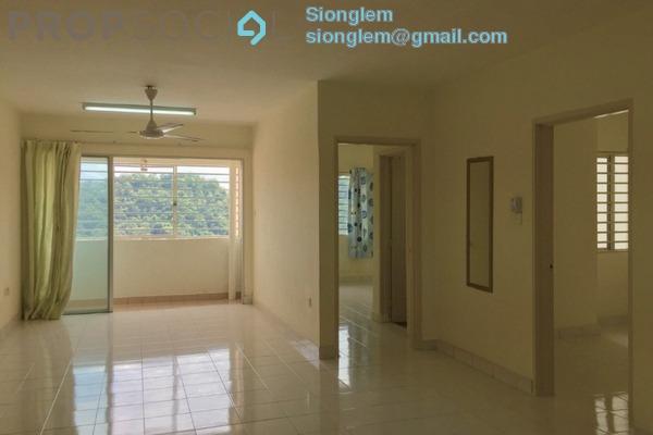 For Sale Apartment at Flora Damansara, Damansara Perdana Leasehold Unfurnished 3R/2B 215k