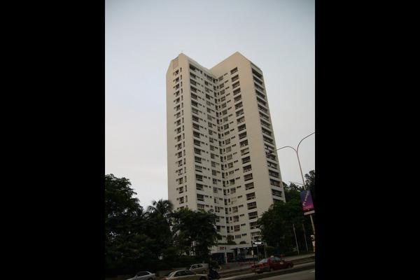 For Rent Condominium at Menara Bangsar, Bangsar Freehold Fully Furnished 4R/3B 7k