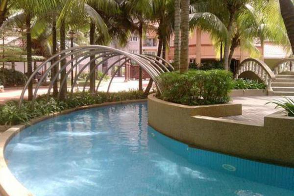 For Rent Condominium at Kelana Mahkota, Kelana Jaya Leasehold Fully Furnished 3R/2B 3.0千