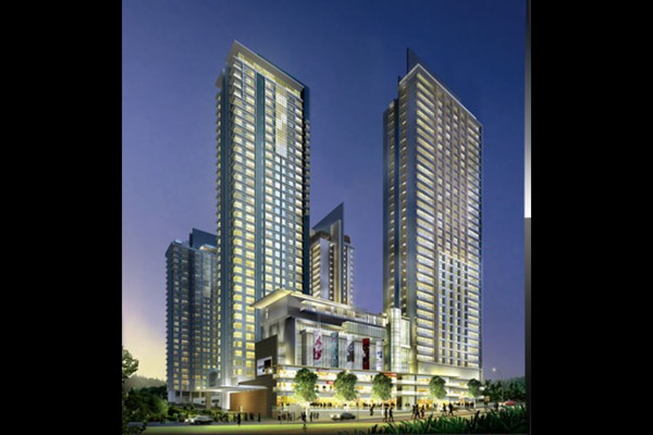 For Sale Condominium at VERVE Suites, Mont Kiara Freehold Fully Furnished 2R/2B 900k