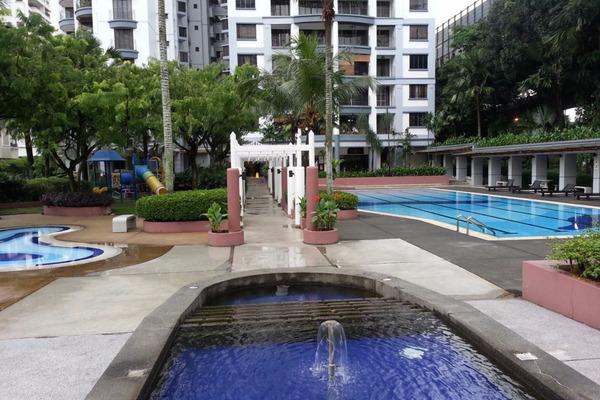 For Sale Condominium at Lanai Kiara, Mont Kiara Freehold Fully Furnished 4R/2B 770k