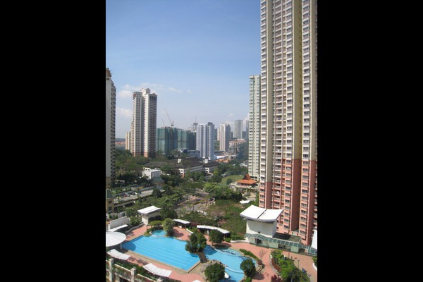 For Sale Condominium at Mont Kiara Aman, Mont Kiara Freehold Fully Furnished 3R/2B 1.4m