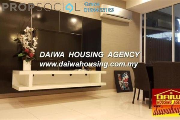 For Rent Townhouse at Tanjung Villa, Tanjung Bungah Freehold Fully Furnished 3R/3B 2.5k