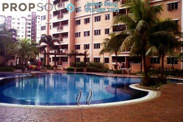 For Rent Condominium at Cengal Condominium, Bandar Sri Permaisuri Leasehold Unfurnished 3R/2B 1.7k