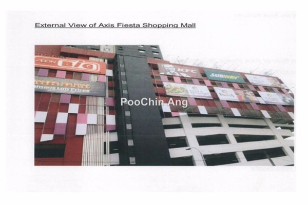 For Rent Shop at Axis Pandan, Pandan Indah Leasehold Unfurnished 0R/1B 4.5Ribu