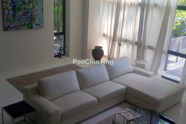 For Rent Townhouse at Damai 33, KLCC Freehold Fully Furnished 5R/7B 12k