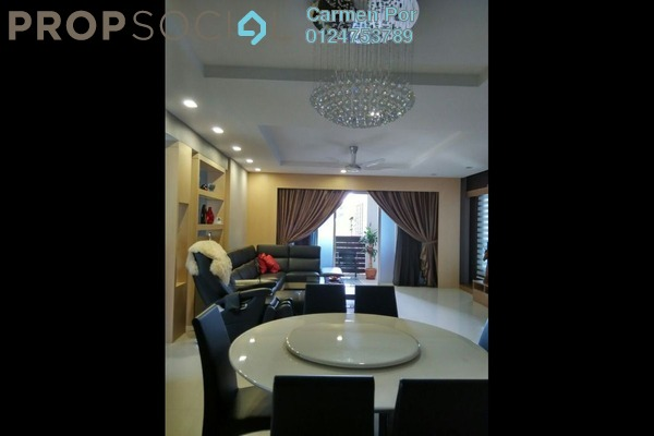 For Sale Condominium at Platino, Gelugor Freehold Fully Furnished 4R/4B 2.15m