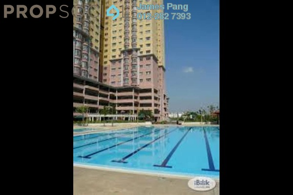 For Sale Condominium at Puncak Banyan, Cheras Freehold Fully Furnished 3R/2B 365k
