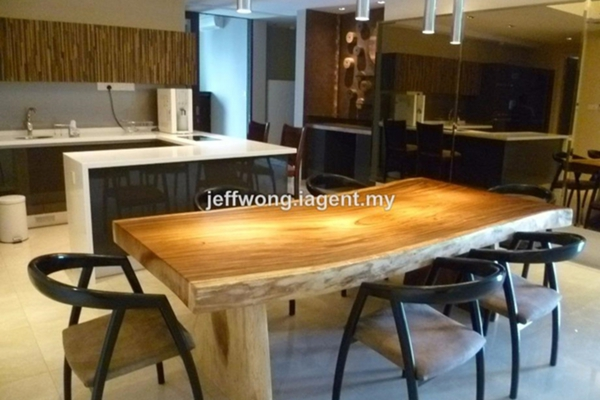 For Rent Condominium at 28 Mont Kiara, Mont Kiara Freehold Fully Furnished 3R/4B 8.8k