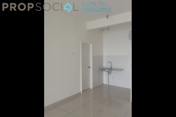 For Rent Serviced Residence at You Residences @ You City, Batu 9 Cheras Freehold Semi Furnished 3R/2B 1.5k