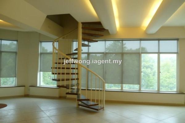 For Rent Office at Puteri 2, Bandar Puteri Puchong Freehold Semi Furnished 0R/2B 2.8k