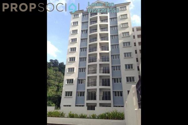 For Rent Condominium at Nusa Mewah, Cheras Leasehold Semi Furnished 3R/2B 1.3k