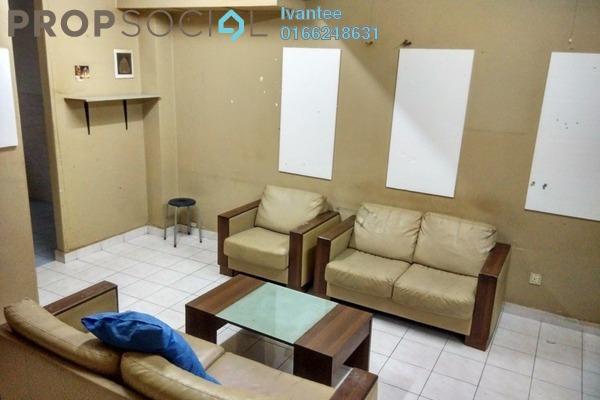 For Rent Terrace at PU8, Bandar Puchong Utama Freehold Semi Furnished 4R/3B 1.1k