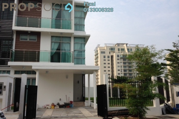 For Sale Semi-Detached at TTDI Hills, TTDI Freehold Semi Furnished 8R/5B 3.2m