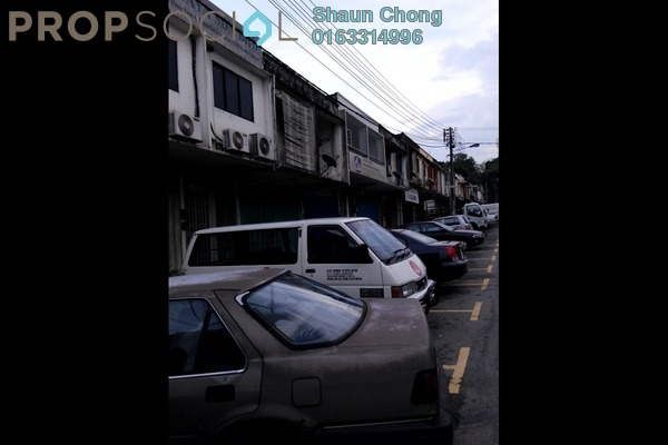 For Sale Shop at Salak South Garden, Sungai Besi Freehold Unfurnished 4R/2B 1.26m