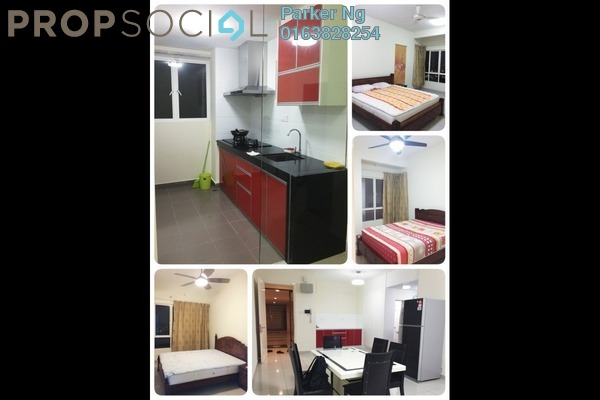 For Rent Condominium at Endah Promenade, Sri Petaling Leasehold Fully Furnished 3R/2B 2.9k