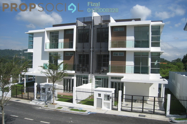 For Sale Semi-Detached at TTDI Hills, TTDI Freehold Unfurnished 8R/5B 2.8m