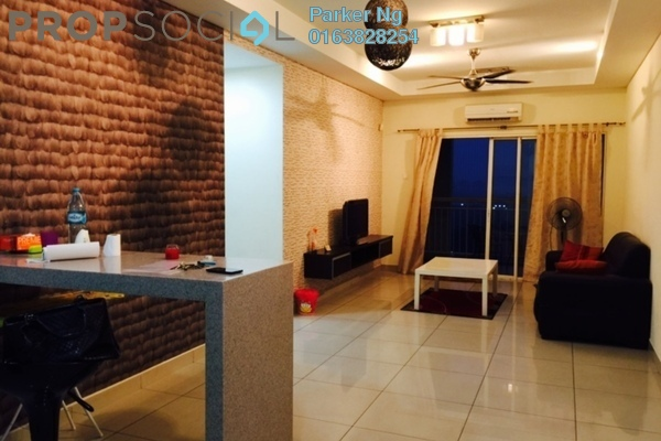 For Rent Condominium at Endah Promenade, Sri Petaling Leasehold Fully Furnished 3R/2B 2.7k