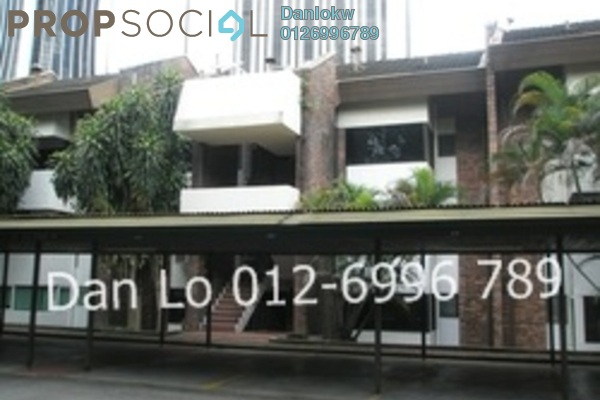 For Rent Condominium at Desa Kudalari, KLCC Freehold Fully Furnished 3R/4B 6k
