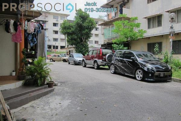 For Sale Apartment at Section 1, Wangsa Maju Leasehold Semi Furnished 2R/1B 190k