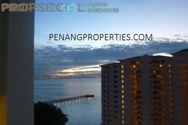 For Sale Condominium at Putra Place, Bayan Indah Leasehold Fully Furnished 3R/2B 555k