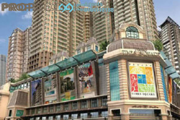 For Sale Condominium at Birch The Plaza, Georgetown Freehold Fully Furnished 2R/2B 669.0千