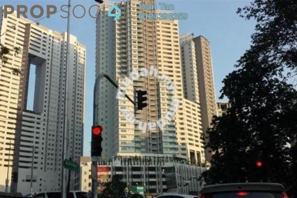 For Sale Condominium at Vertiq, Gelugor Freehold Semi Furnished 4R/3B 1.18m