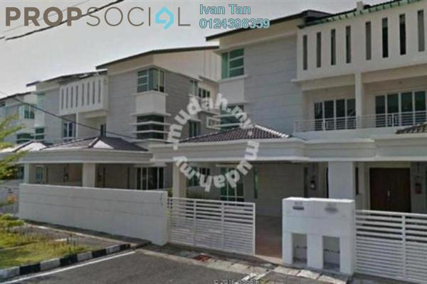 For Sale Semi-Detached at 327 Persiaran Ritchie, Ampang Hilir Freehold Semi Furnished 6R/5B 2.18m