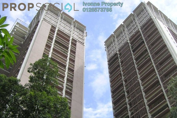 For Sale Condominium at Hampshire Park, KLCC Freehold Fully Furnished 3R/4B 1.6m