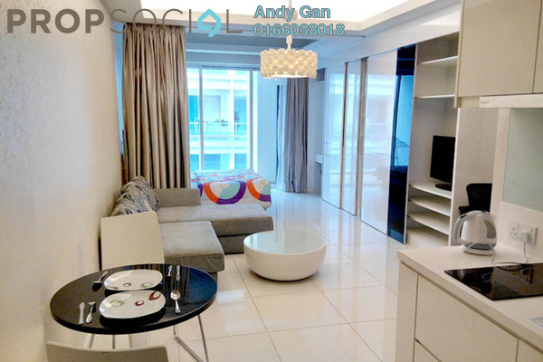 For Rent Serviced Residence at Chelsea, Sri Hartamas Freehold Fully Furnished 1R/1B 1.8k