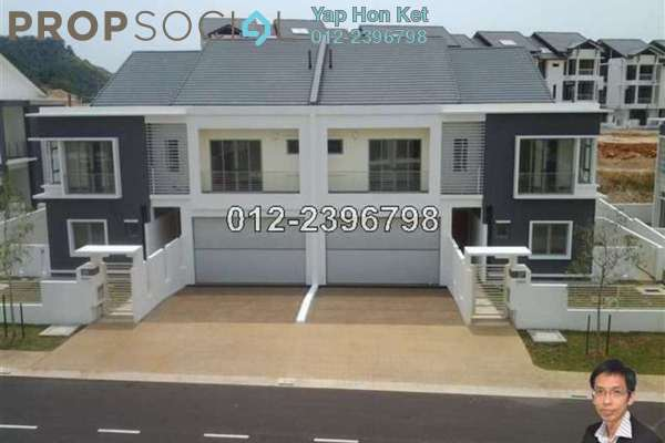 For Sale Semi-Detached at Willow Park, Denai Alam Leasehold Unfurnished 6R/6B 2.1m