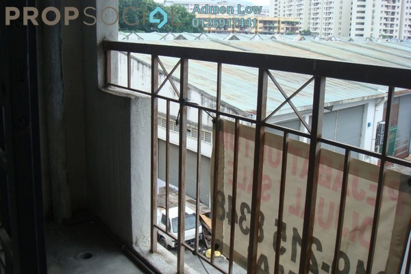 For Rent Condominium at Kojaya, Ampang Leasehold Semi Furnished 4R/2B 1.7k
