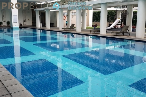For Sale Condominium at Hampshire Park, KLCC Freehold Fully Furnished 3R/2B 1.6m