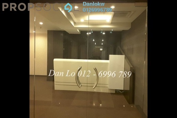 For Rent Office at The Boulevard, Mid Valley City Leasehold Semi Furnished 1R/1B 7.9k